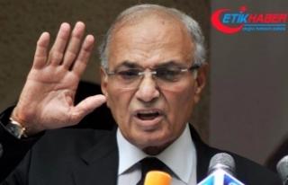 BAE'nin eski Mısır Başbakanı Şefik'i...