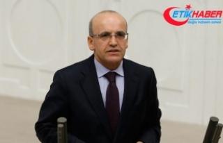 Başbakan Yardımcısı Şimşek: Bütçe Türkiye'nin...