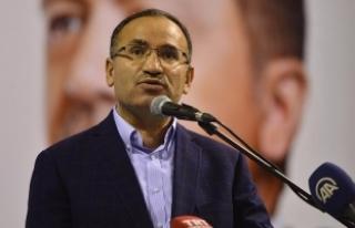 Bozdağ: Türkiye dış müdahalelerle iktidara gelmeye...