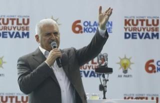 Başbakan Yıldırım: Kudüs'te yanlış hesap...