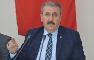 BBP Genel Başkanı Destici: TÜRK-İŞ'in teklifi...