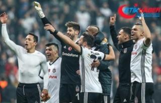 Beşiktaş'ı sertlik de durduramadı