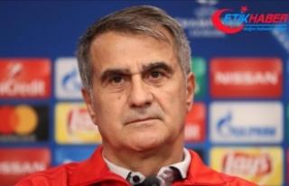 Beşiktaş Teknik Direktörü Güneş: İyi başladık,...