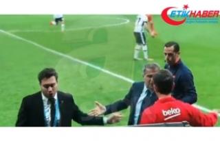 Beşiktaş Teknik Direktörü Şenol Güneş, Derbide...