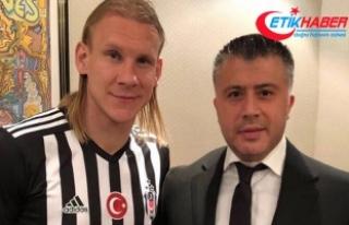 Beşiktaş'ın Yeni Transferi Vida, Bugün İstanbul'a...