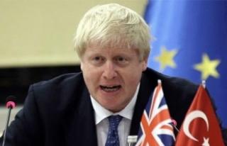 """Johnson'dan Rusya ile krize """"Suç ve Ceza""""..."""