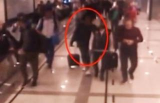 Brezilya'dan gelen kadının valizinde 5 kilogram...