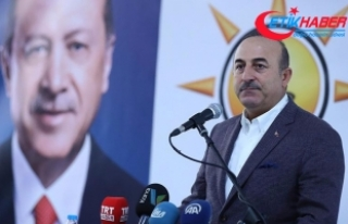 Çavuşoğlu: CHP de bazı partiler de FETÖ'nün...