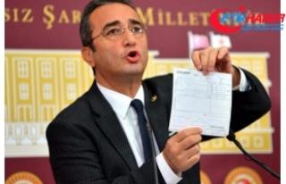 CHP, Kılıçdaroğlu'nun Gösterdiği Belgeleri...