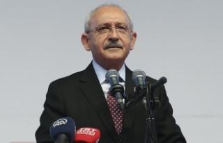 CHP Genel Başkanı Kılıçdaroğlu: Kudüs üzerinde...