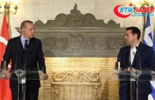 Cumhurbaşkanı Erdoğan'dan Yunan yargısına...