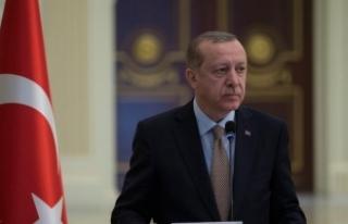 Cumhurbaşkanı Erdoğan: Çad'daki FETÖ iltisaklı...