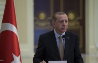 Cumhurbaşkanı Erdoğan: Bizim Afrika'ya bakışımız...