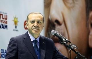 Cumhurbaşkanı Erdoğan: Kurulan oyunların hepsi...