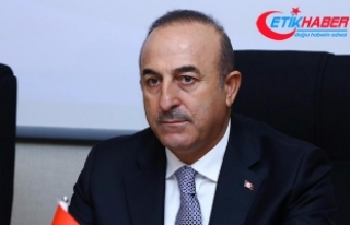 """Dışişleri Bakanı Çavuşoğlu: """"Bir ülkenin..."""