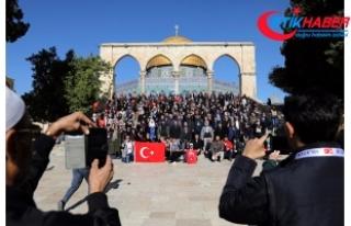 Dünya ABD'ye Karşı Ayakta! Türkler, Kudüs'ün...