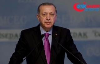 Cumhurbaşkanı Erdoğan: Papa ile de görüşme talebim...