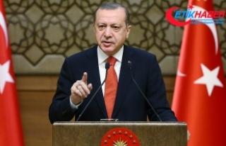 Erdoğan: ABD dünyada dolarla satın alınacak iradeler...