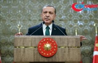 Erdoğan: Kudüs kararının iptali için BM nezdinde...
