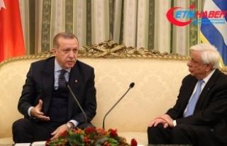 Erdoğan: Lozan konusunda hala anlaşılmayan bazı...