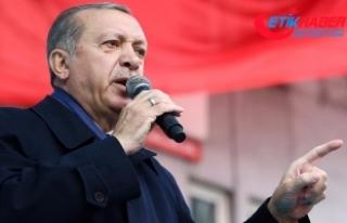 Erdoğan: Siyasi liderler karıştırmak için değil...