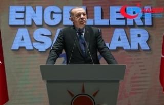Erdoğan: Yatırım için yurt dışına kaynak götürene...