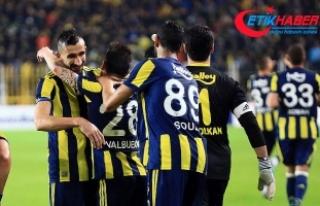 Fenerbahçe, Serik Belediyespor ile hazırlık maçı...