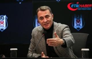 Fikret Orman: Beşiktaşlılık farklılıktır, efendiliktir,...