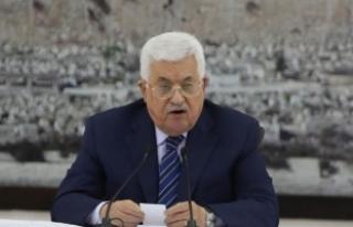 Filistin Devlet Başkanı Abbas: Tehlikelerle mücadele...