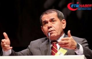 Galatasaray Kulübü Başkanı Özbek: Devre arasında...