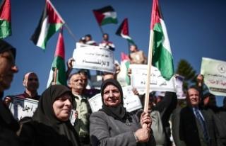 Gazze'de 'uzlaşı sürecine destek'...