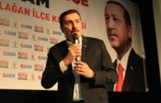 Gümrük ve Ticaret Bakanı Tüfenkci: 15 Temmuz'u...