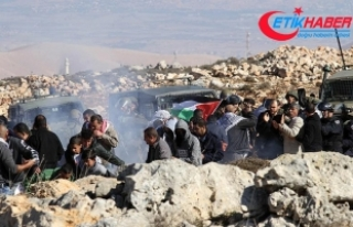 Batı Şeria'daki Kudüs gösterilerinde 11 Filistinli...