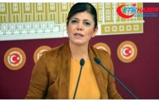 HDP'li Beştaş hakkında, tutuklu vekillerin...