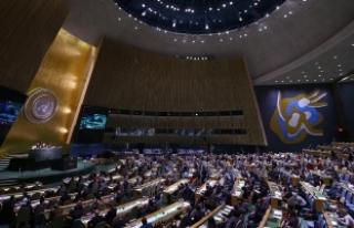 İran'ın BM'deki Myanmar toplantısına...