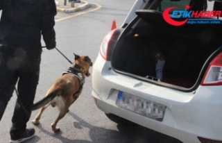 İstanbul'da 120 noktada bin 500 polisle operasyon