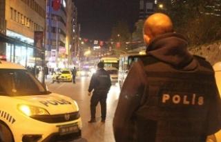 İstanbul'da bin 200 polisin katılımıyla asayiş...