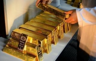 Altının kilogramı 163 bin 250 liraya geriledi