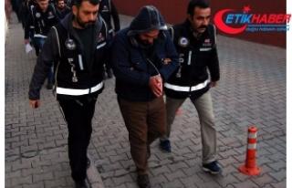 Kayseri'de sigara kaçakçısı 4 kişi yakalandı