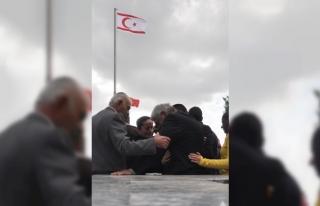Kıbrıs şehitlerine 43 yıl sonra cenaze töreni