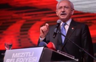 Kılıçdaroğlu: Erdoğan'a salı gününe kadar...