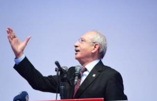 Kılıçdaroğlu: Erdoğan'ın önüne MİT 3...