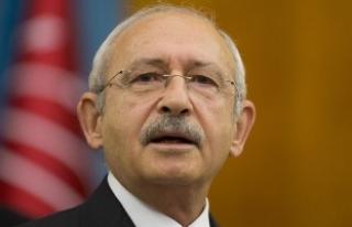 Kılıçdaroğlu: Şimdi ben Recep Bey'e soruyorum:...