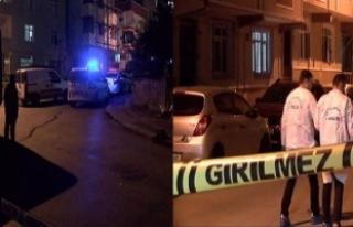 Küçükçekmece'de silahlı çatışma: 1 ölü