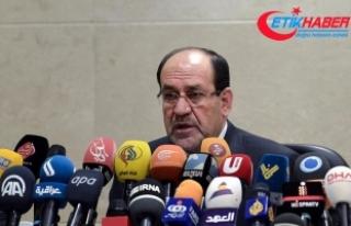 Maliki'den Macron'un Haşdi Şabi açıklamasına...
