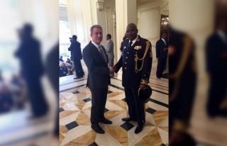 Orgeneral Akar'ın Çad'daki temasları