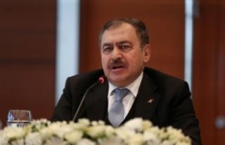 Orman ve Su İşleri Bakanı Eroğlu: Yılda 15 milyar...