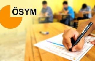 ÖSYM 4 dilde ilk kez yapılacak e-Sınav tarihlerini...