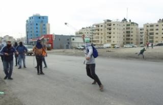 Ramallah'ta gerginlik devam ediyor!