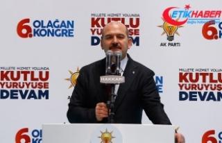 İçişleri Bakanı Soylu: Terörle mücadelede büyük...